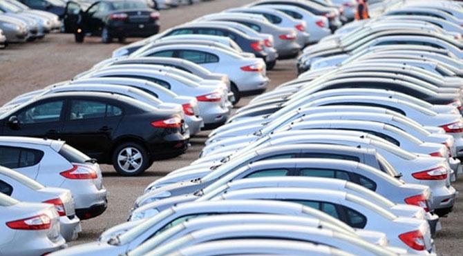 Otomobil ve Hafif Ticari Araç Pazarı Yüzde 8,4 Daraldı
