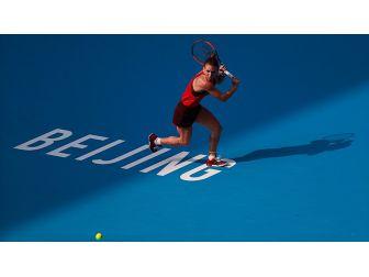 Kadın Tenisinde Zirvenin Yeni Sahibi Halep