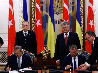 Türkiye Ukrayna İle Savunma Sanayisinde dev İş Birliği