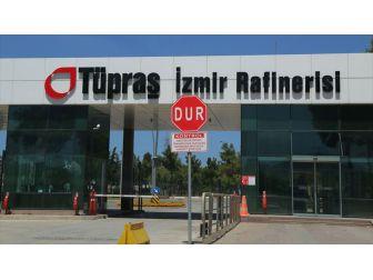 Tüpraş İzmir Rafinerisinde Patlama şoku
