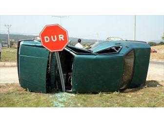 306 Bin 813 Trafik Kazasında 2 Bin 722 Kişi Hayatını Kaybetti