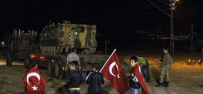 TSK'nın İdlib Operasyonunda Hatay'da Son durum hakkında bilgiler geldi