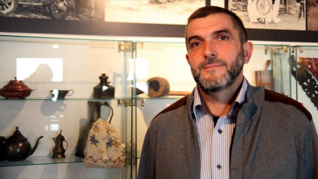 Fuad Bacicanin : 'Türkiye Bursları Olmasaydı, Okumamış İnsanlar Olurduk'