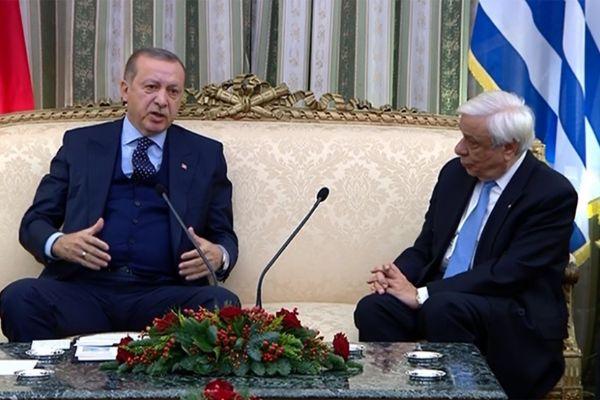Erdoğan'dan Yunan Mevkidaşına Tarihi Ayar! Yunan Lider şoka girdi