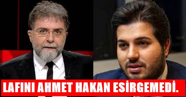 Ahmet Hakan'dan '7 adet bomba Reza sorusu'