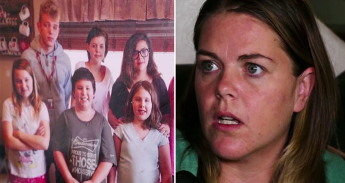 Ölen Komşusunun 3 Çocuğunu Evlat Edindi – Eve Gelince Gözlerine İnanamadı