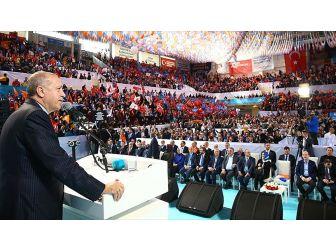 Cumhurbaşkanı Erdoğan: Hiç Kimsenin Toprağında Gözümüz Yok
