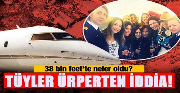Türkiye'yi Sarsan Uçak kazasında yeni gelişme! Havada neler oldu?