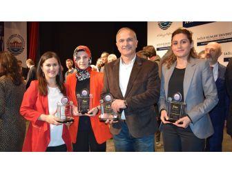 Sağlık Bilimleri Üniversitesi'nden Aa'ya 4 Ödül