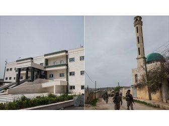 Sivil Hassasiyeti Afrin'deki Binalarda Kendini Gösterdi