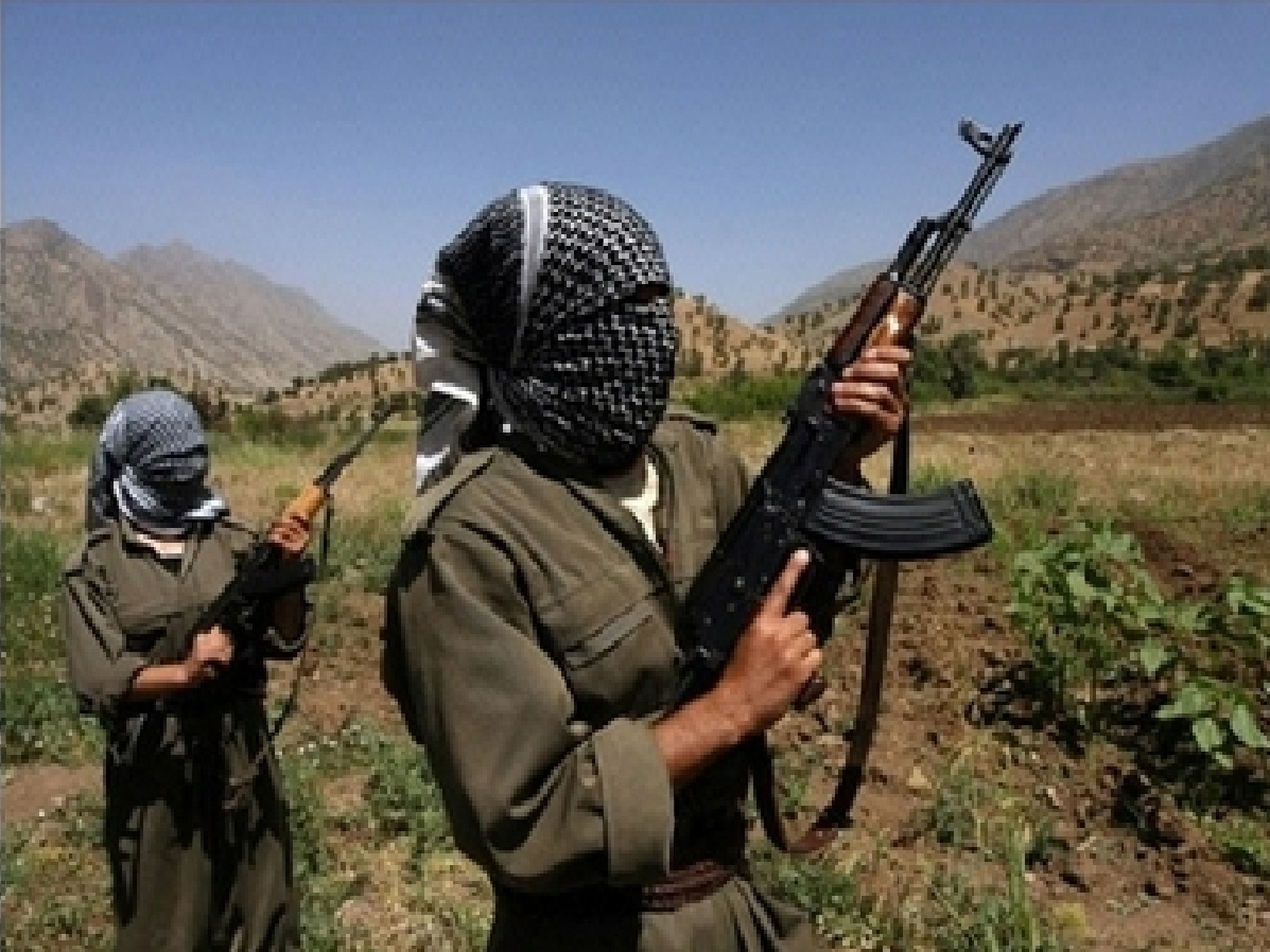 Hatay'da PKK'lı Teröristler Orman İşçilerini Alıkoydu