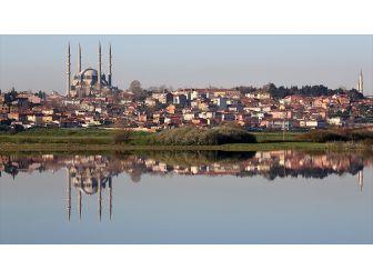 Edirne'de Taşkından Etkilenen Tarlalar Gölü Andırıyor
