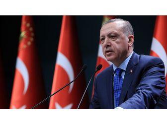 """Erdoğan: """"Mesele Petrol Olunca Köpek Balıkları Gibi Geldiklerini Biliyoruz"""""""