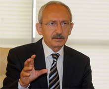 Kemal Kılıçdaroğlu, Martin Schulz'la görüştü