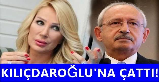 Seda Sayan'dan CHP liderine şok mesaj! Bakın nereden seslendi