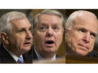 Abd Kongresi Üyelerinden Suriye Saldırısına Eleştiri