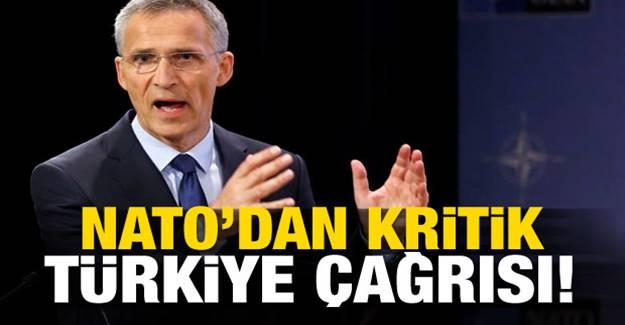 NATO'dan Kritik Türkiye görüşmesi! İşte Yapılan duyuru