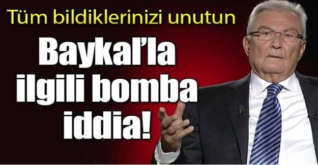 Halk TV'den Kovulan Can Ataklı'nın şok iddiası : Baykal ile Erdoğan Anlaştı