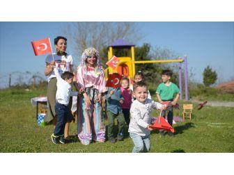 Bedia Öğretmen Köy Çocukları İçin Yollarda