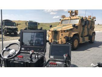 Bmc'den İnsansız Zırhlı Araç Atağı
