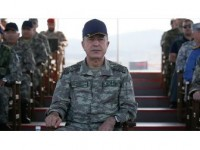 Genelkurmay Başkanı Akar: Tsk, Fetö Mensuplarından Temizlendikçe Çok Daha Güçlendi