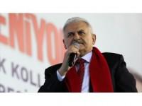 Başbakan Yıldırım: Demokrasi Sınavı Sanal Alemde Değil Sandıkta