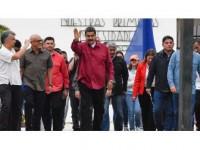 Venezuela'daki Seçimleri Devlet Başkanı Maduro Kazandı