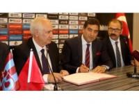 Trabzonspor, Ünal Karaman İle Sözleşme İmzaladı
