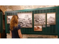 'İtalyan Merceğinden Anadolu'daki Bizans Sanatı' Sergisi Açıldı