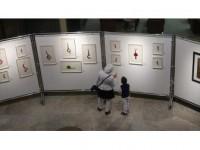 'Deneysel-geleneksel' Karma Minyatür Sergisi Açıldı