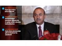 Dışişleri Bakanı Çavuşoğlu: Abd İle İlişkilerde Topu Taca Atma Süreci Bitmeli