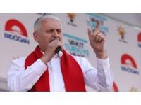 Başbakan Yıldırım: Bu Topraklarda Kürt De Türk De Kardeştir