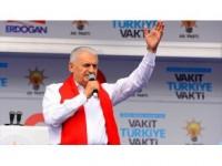 Başbakan Yıldırım: Fetö'sü, Kandil'i İçerideki Sponsorları 'Tayyip Erdoğan Gitsin' Diyor