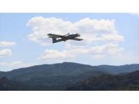 İnsansız Hava Aracı 'Çağatay' İlk Görevine Çıktı