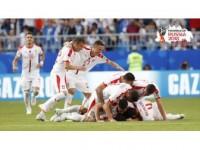 Sırbistan 3 Puanla Başladı