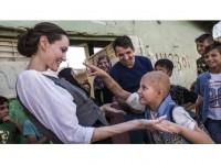 Bm İyi Niyet Elçisi Angelina Jolie'den Iraklı Göçmenlere Yardım Çağrısı