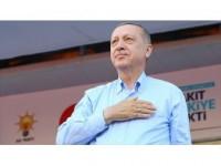 Cumhurbaşkanı Erdoğan: Vakit Türkiye'yi Ulaştırmada Lider Yapma Vakti