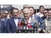 Başbakan Yıldırım: Türkiye Yeni Hedeflere İstikrar Ve Güvenle İlerleyecek