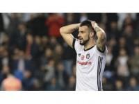 Beşiktaş'ta Negredo İle Yollar Ayrılıyor