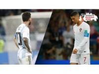 Dünya Kupası'nda Favoriler Eleniyor