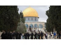 İsrailli Milletvekillerinden Mescid-i Aksa'ya Baskın
