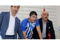Erzurumspor, Rus Khubulov'u Transfer Etti