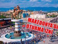 Makedonya'da oturma izni