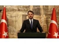 Albayrak Abd Hazine Bakanı İle Görüşecek