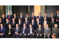 Bakan Albayrak G20 Aile Fotoğrafı Çekimine Katıldı