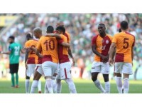 Galatasaray Hazırlık Maçında Sakaryaspor'u Mağlup Etti