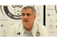 Beşiktaş Teknik Direktörü Güneş: Avantajlı Bir Skorla Dönmek İstiyoruz