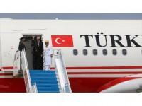 Cumhurbaşkanı Erdoğan Güney Afrika'ya Geldi