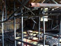 Adana'da Elektrik Kontağından Çıkan Yangın Evi Kullanılamaz Hale Getirdi