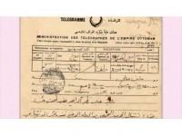 Birinci Dünya Savaşı'nın Tarihi Belleği Devlet Arşivlerinde Korunuyor